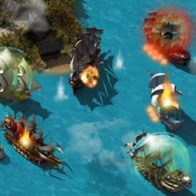 Pirate Storm Screenshot 2