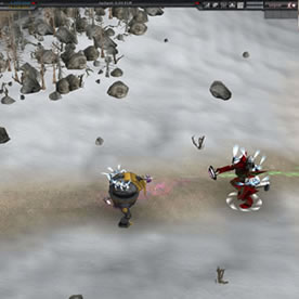 Robofighter Screenshot 2