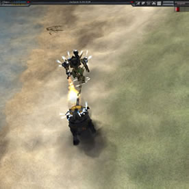 Robofighter Screenshot 3